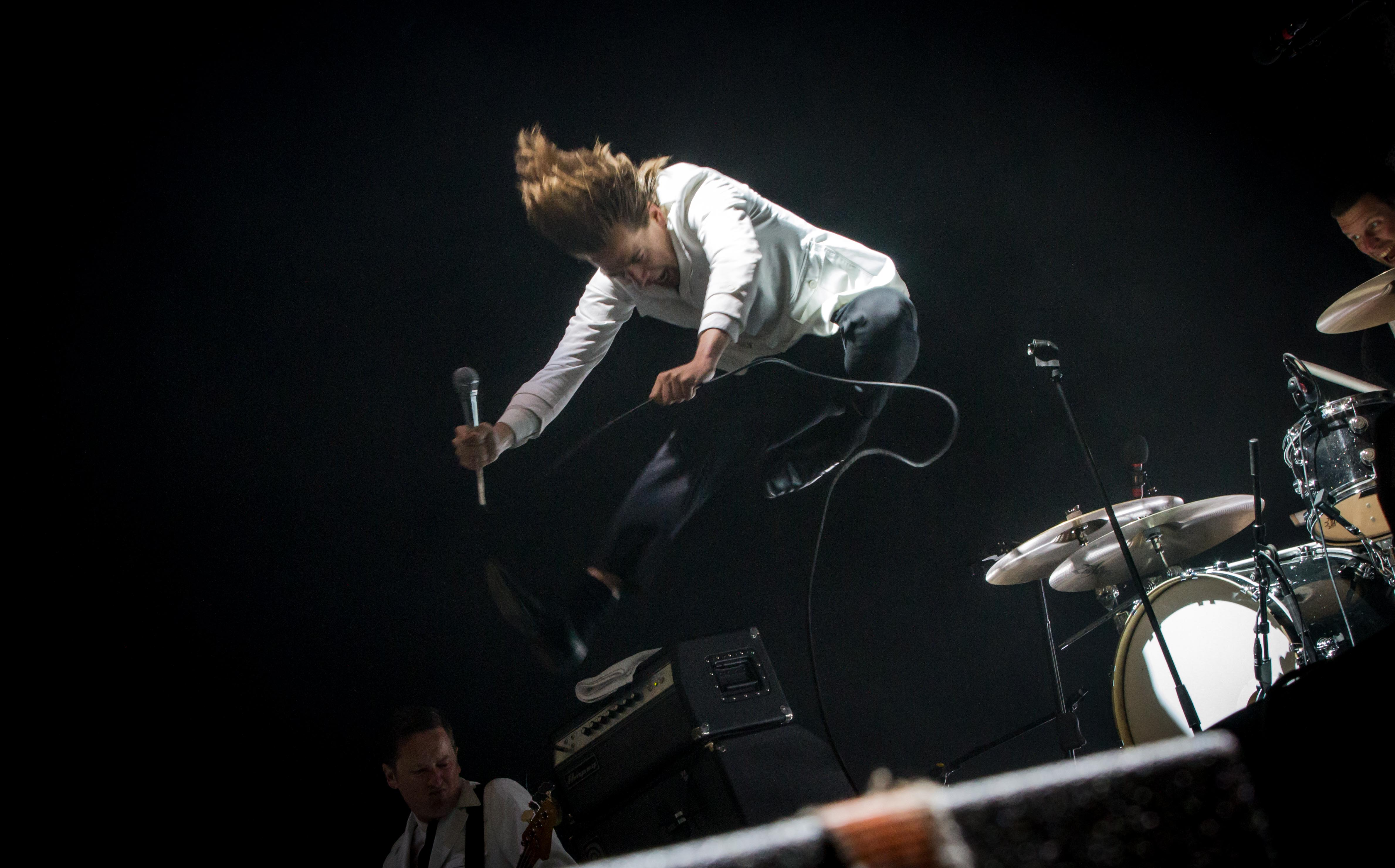The Hives, Rock im Revier 2015