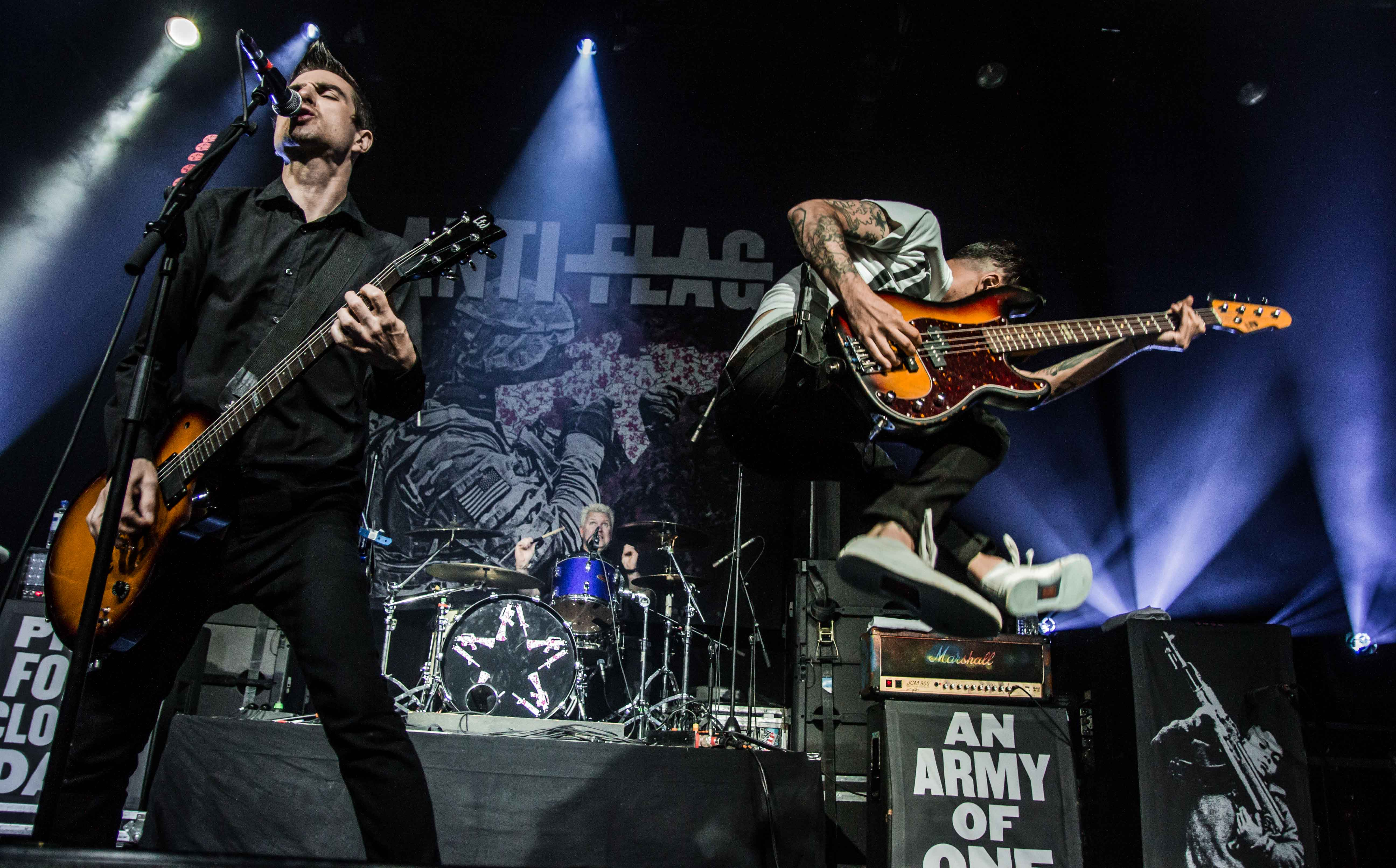 Anti-Flag, Rock im Revier 2015