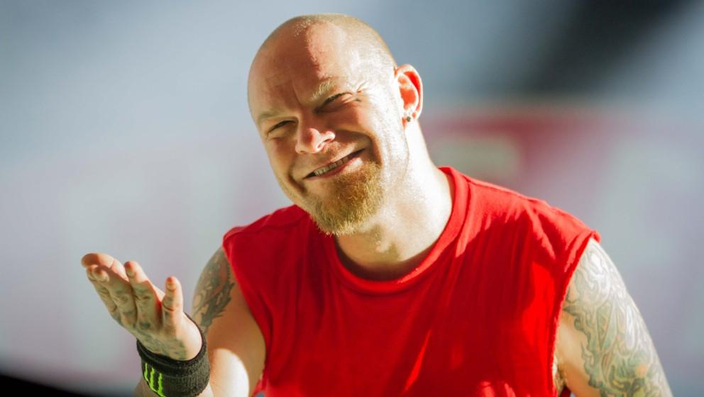 Five Finger Death Punch, Rock im Revier 2015