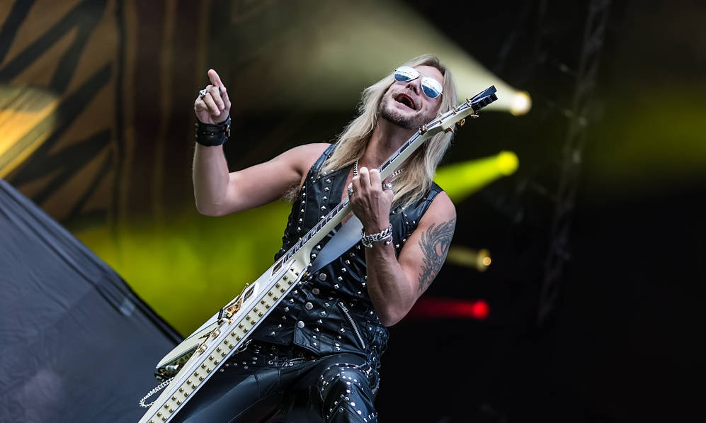 Judas Priest: Gitarrist schießt gegen die Rock and Roll Hall of...