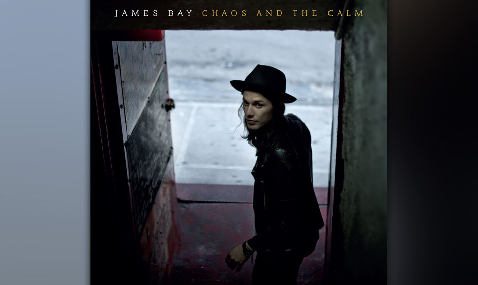 James Bay: 'Chaos and the Calm'.  Gitarren-Pop 2015: Eher der neue Ed Sheeran als der neue Jake Bugg.