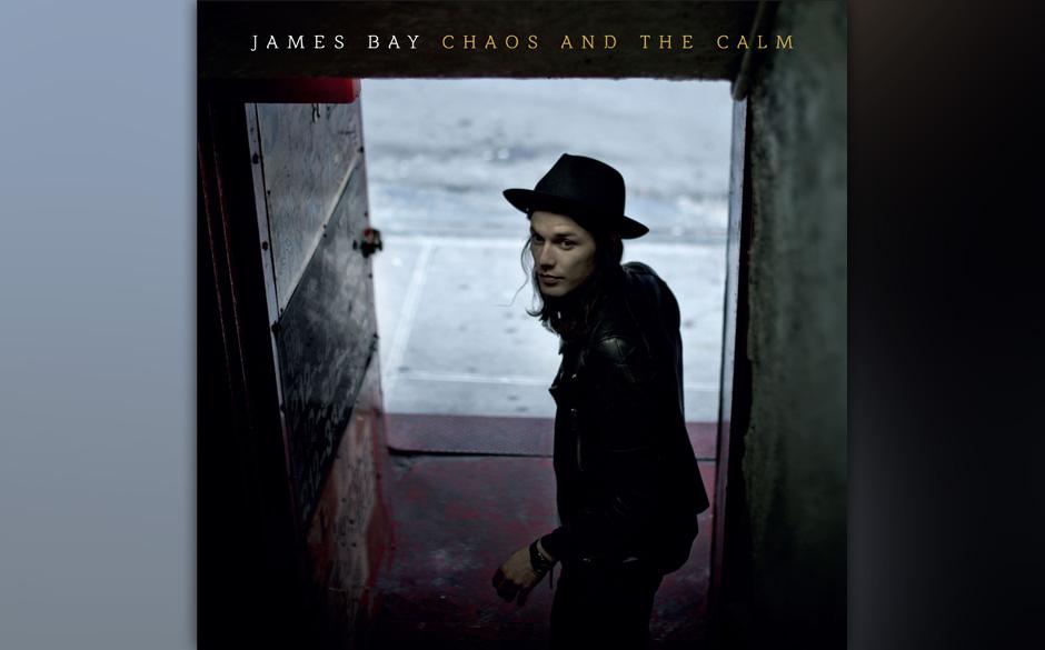 James Bay: 'Chaos and the Calm'.  Gitarren-Pop 2015: Eher der neue Ed Sheeran als der neue Jake Bugg.