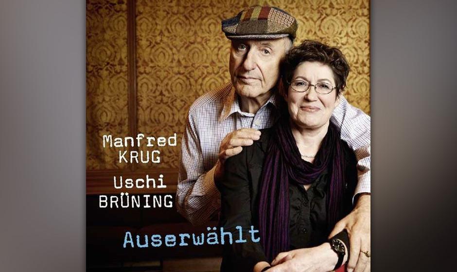 Manfred Krug & Uschi Brüning: 'Auserwält'. Konfektionierte Nostalgie