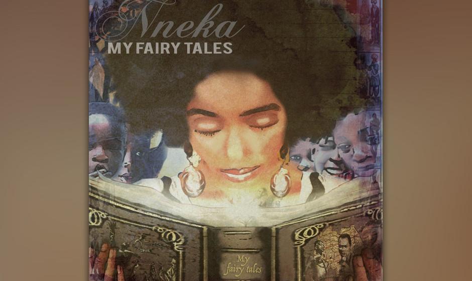 Nneka: 'My Fairy Tales'. Kosmopolitisch-sprituelle Märchenlieder der Exilnigerianerin.