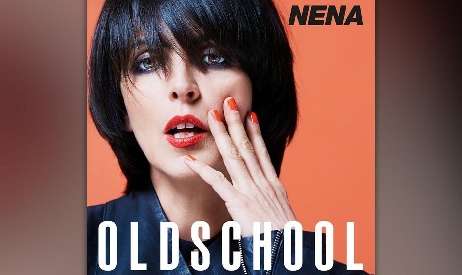 Nena: 'Oldschool'. Eine Neubestimmung, die sich an der Vergangenheit abarbeitet.