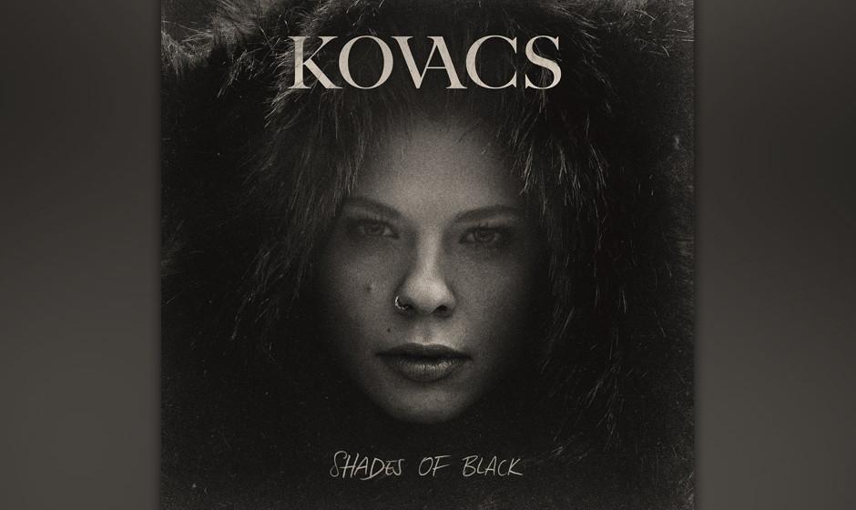 Kovacs: 'Kovacs'.  Kalkuliert: Die Niederländerin probiert Retro-Soul-Kostüme an.