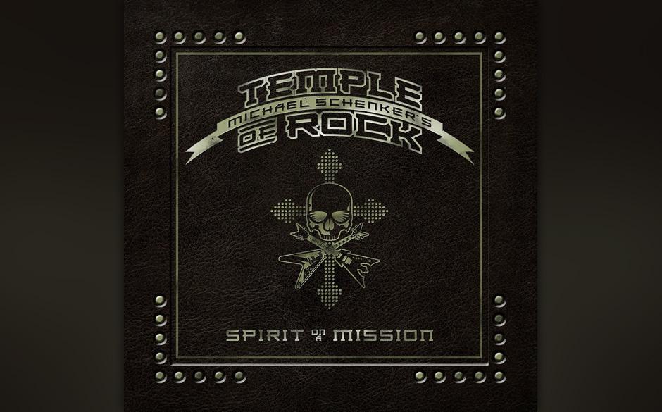 """Michael Schenker's Temple Of Rock: 'Spirit on a Mission'. Gleich zwei Klischee-Granaten im ersten Song: """"The Lightning St"""