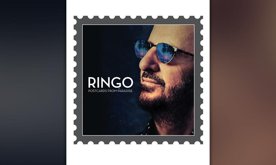 Ringo Starr: 'Postcards From Paradise'. Auch unverschämte Nosltalgie funktioniert nicht immer.