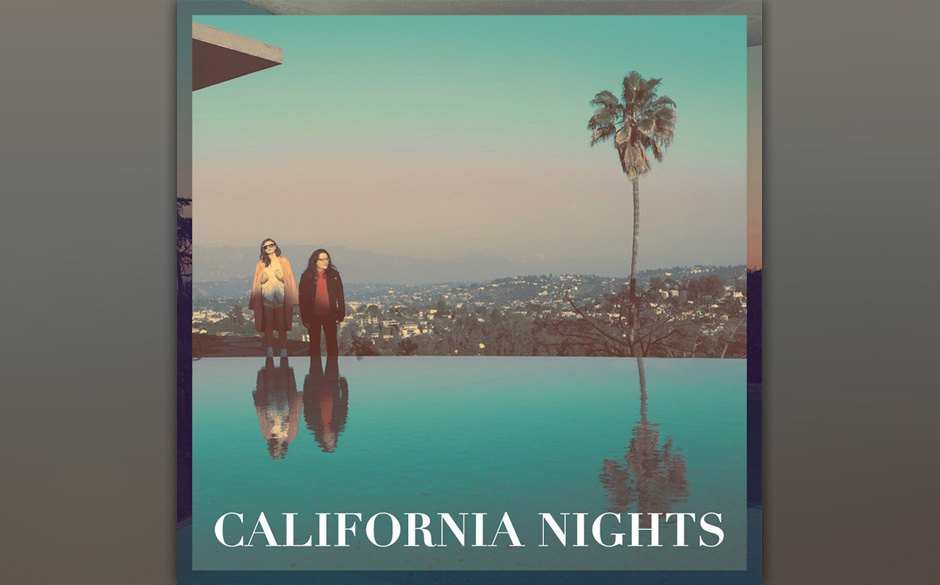 Best Coast: 'California Nights'. Die sonnigen Kalifornier haben nur noch wenig Originelles zu bieten.