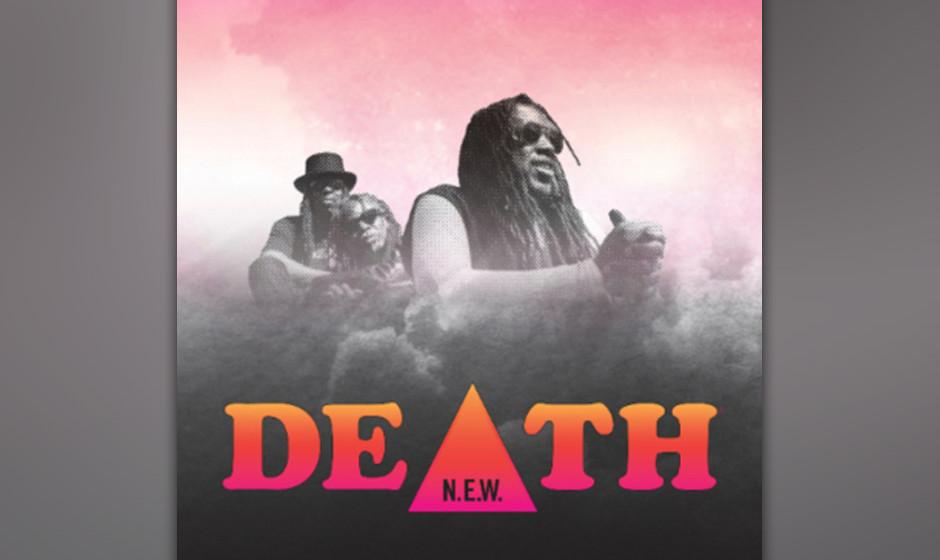 Death: 'N.E.W.'. Neue Songs, aber kein neuer Sound von den Proto-Punks aus Detroit.