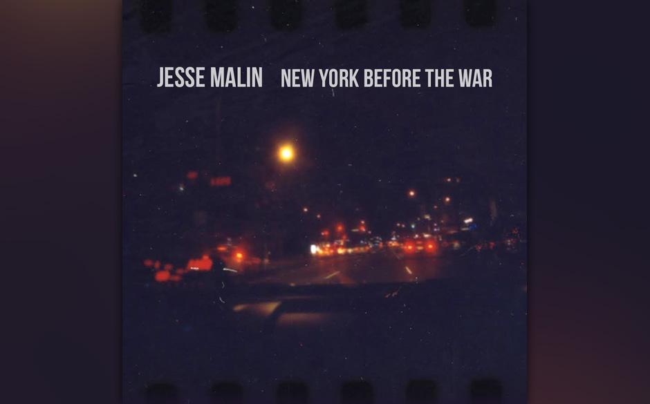Jesse Malin: 'New York Before The War'. Der Ryan-Adams-Kumpel sucht mit 47 immer noch die eigene Stimme.