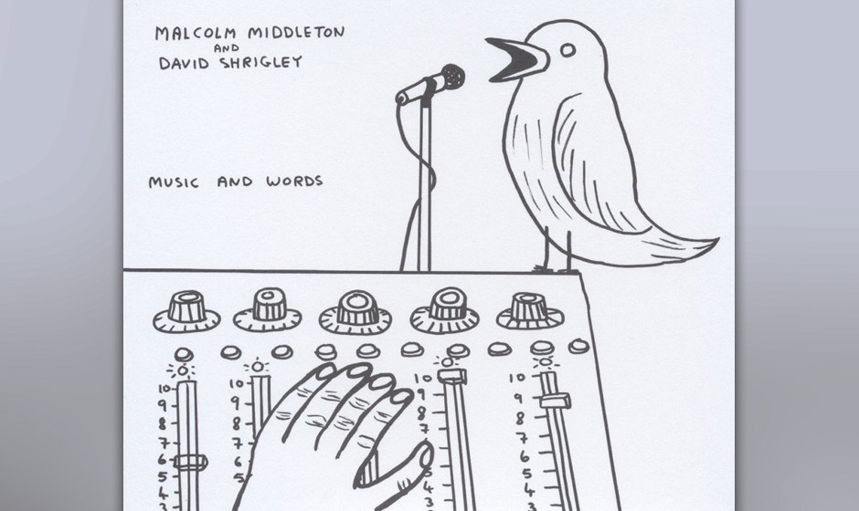 Malcolm Middleton & David Shrigley: 'Music and Words'. Der Künstler und der Arab-Strap-Songwriter: eine alberne Allianz, pub