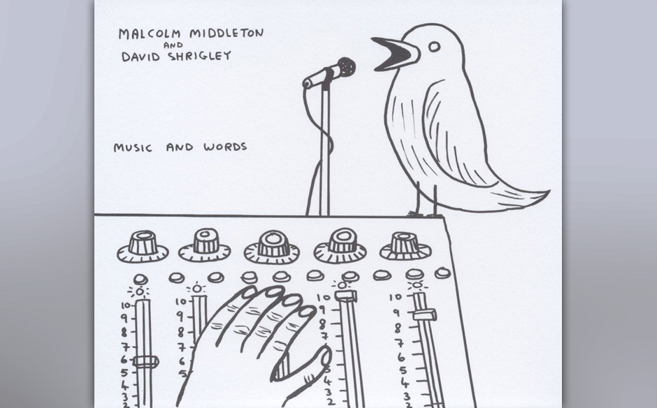 Malcolm Middleton & David Shrigley: 'Music and Words'. Der Künstler und der Arab-Strap-Songwriter: eine alberne Allianz, pub