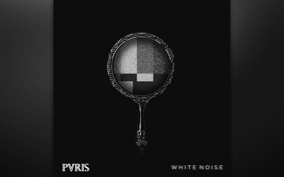 PVRIS: 'White Noise'. Brütender Elektrorock von einem jungen Trio aus Massachusetts.