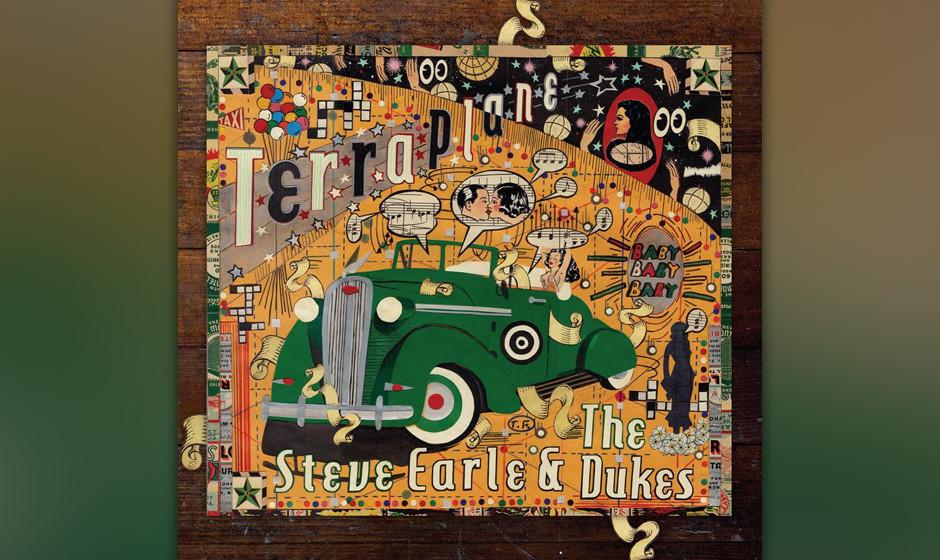Steve Earle & The Dukes: 'Terraplane'. Haltung statt Songs: ruppige und rumpelnde Blues-Hommage.