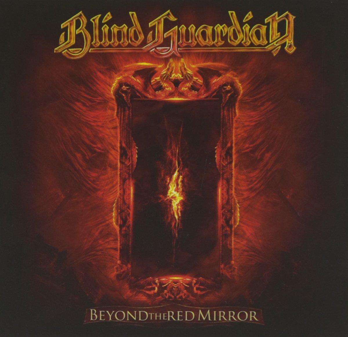Blind Guardian: 'Beyond The Red Mirror'. Ehrpusselige, viel zu saturierte Überwältigungsnummern.