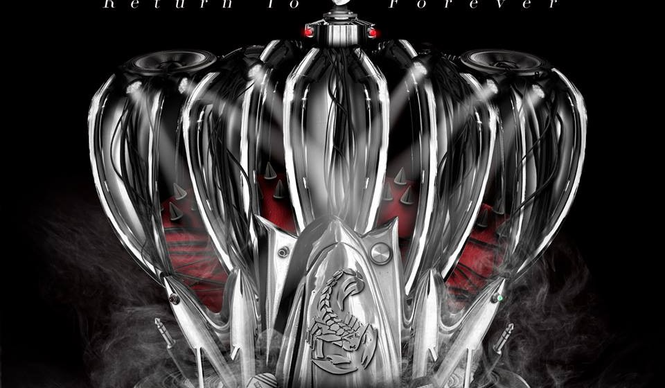 Scorpions: 'Return To Forever'. Gegen die geballte Kraft von drei (!) Powerballaden sind wir machtlos.
