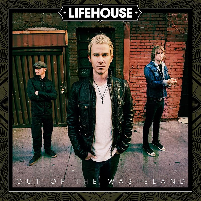 Lifehouse: 'Out Of The Wasteland'. Gefällige Popsongs, die nichts  mit 2015 zu tun haben (wollen)