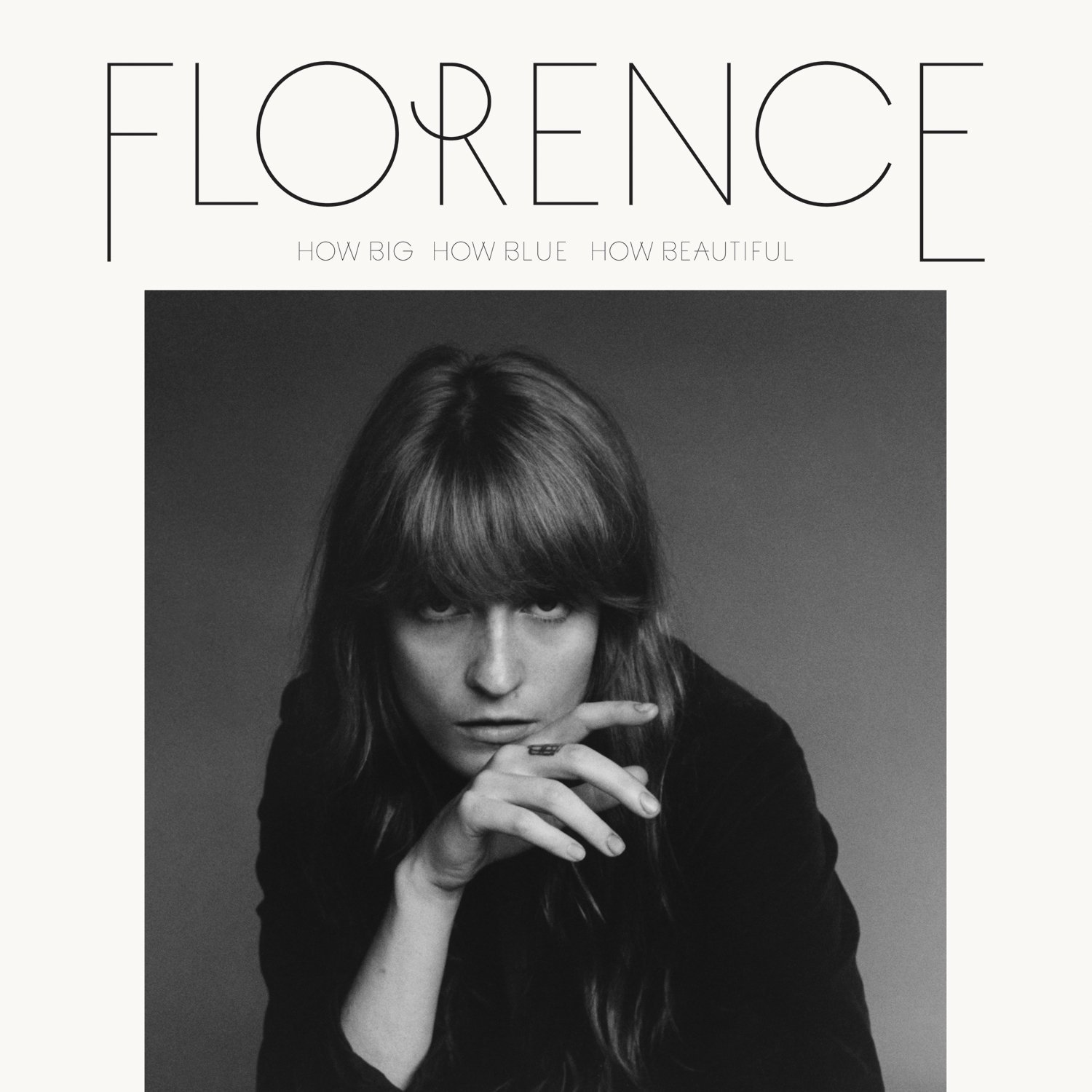 Florence + The Machine: 'How Big, How Blue, How Beautiful'. Empfohlen von Marc Vetter