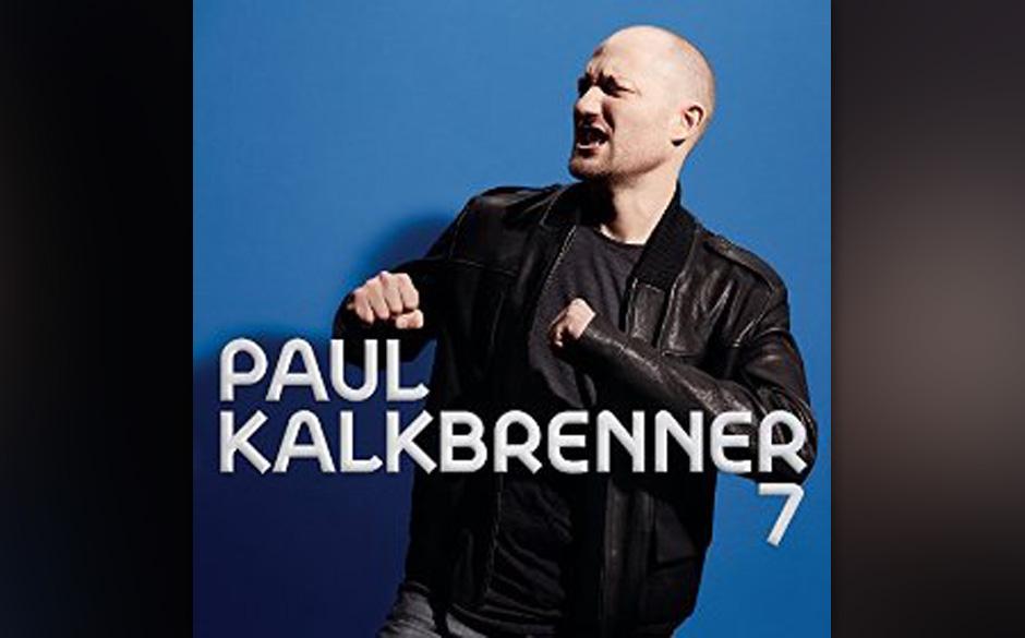 Paul Kalkbrenner -'7' (VÖ: 07.08.2015)