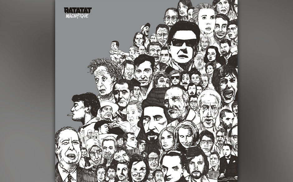 Ratatat - 'Magnifique' (VÖ: 17.06.2015)