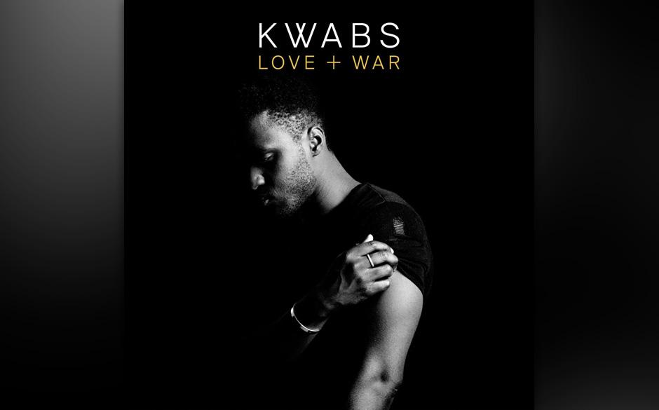 Kwabs -'Love & War (VÖ: 11.2015)