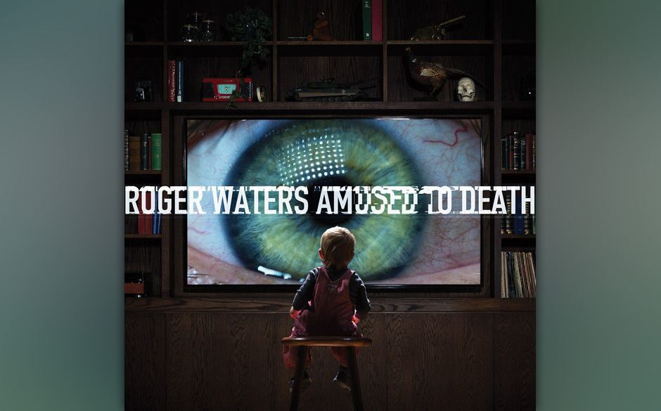 Roger Waters - 'Amused To Death' (VÖ: 24.08.2015)