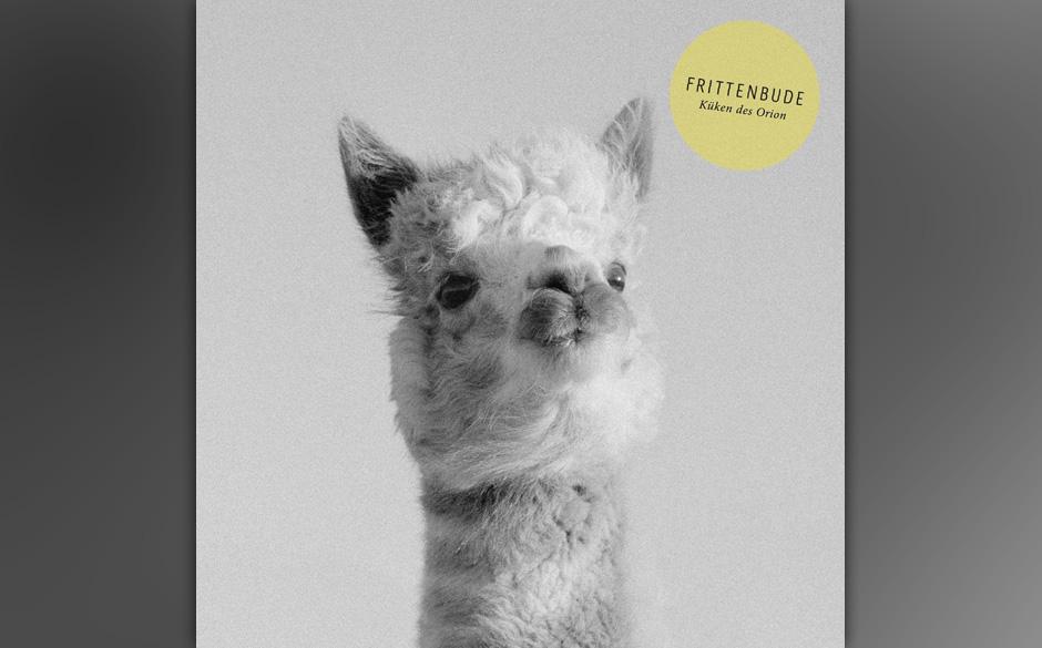 Frittenbude -'Küken Des Orion' (VÖ: 21.08.2015)