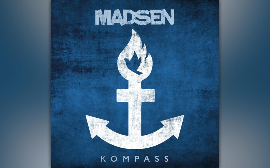 Madsen -'Kompass' (VÖ: 07.08.2015)