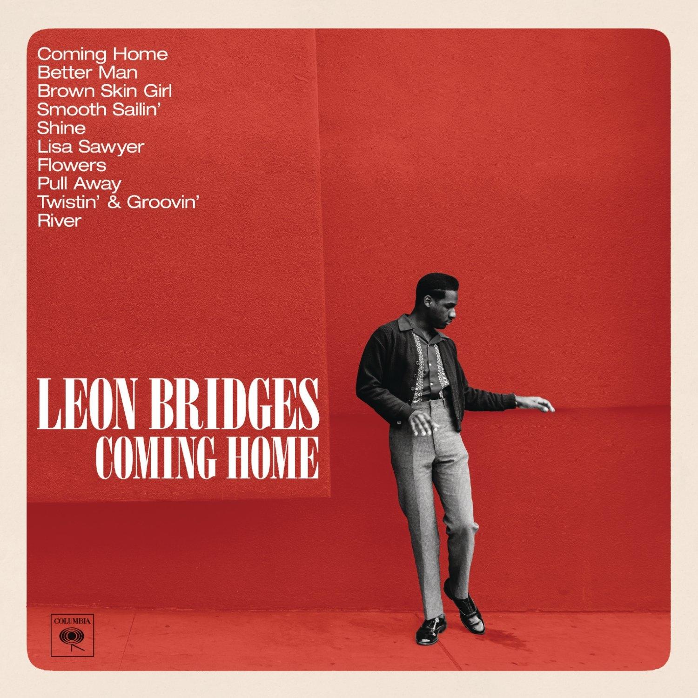 Leon Bridges -'Coming Home' (VÖ: 19.06.2015)