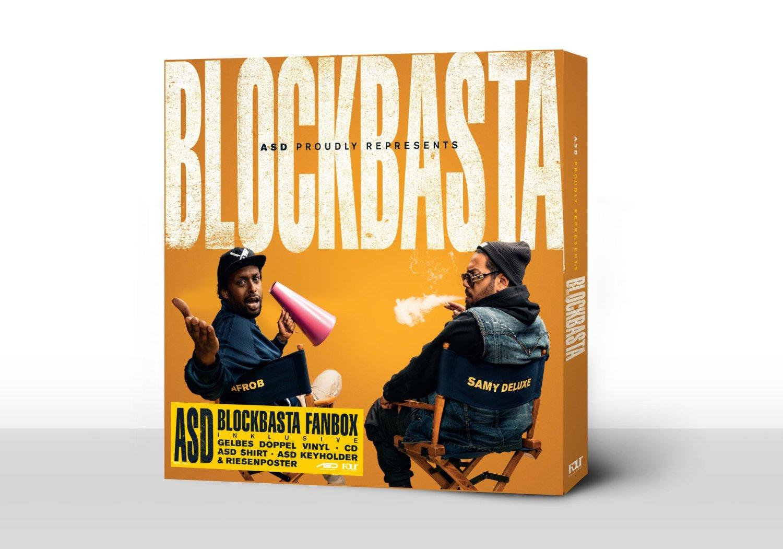 ASD -'Blockbusta' (VÖ: 07.07.2015)