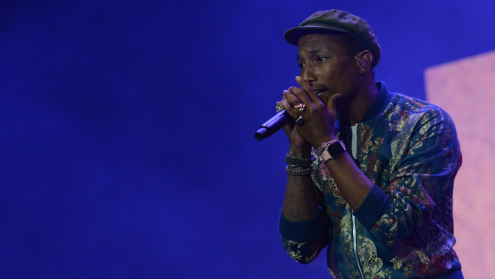 Pharrell Williams, Pinkpop 2015