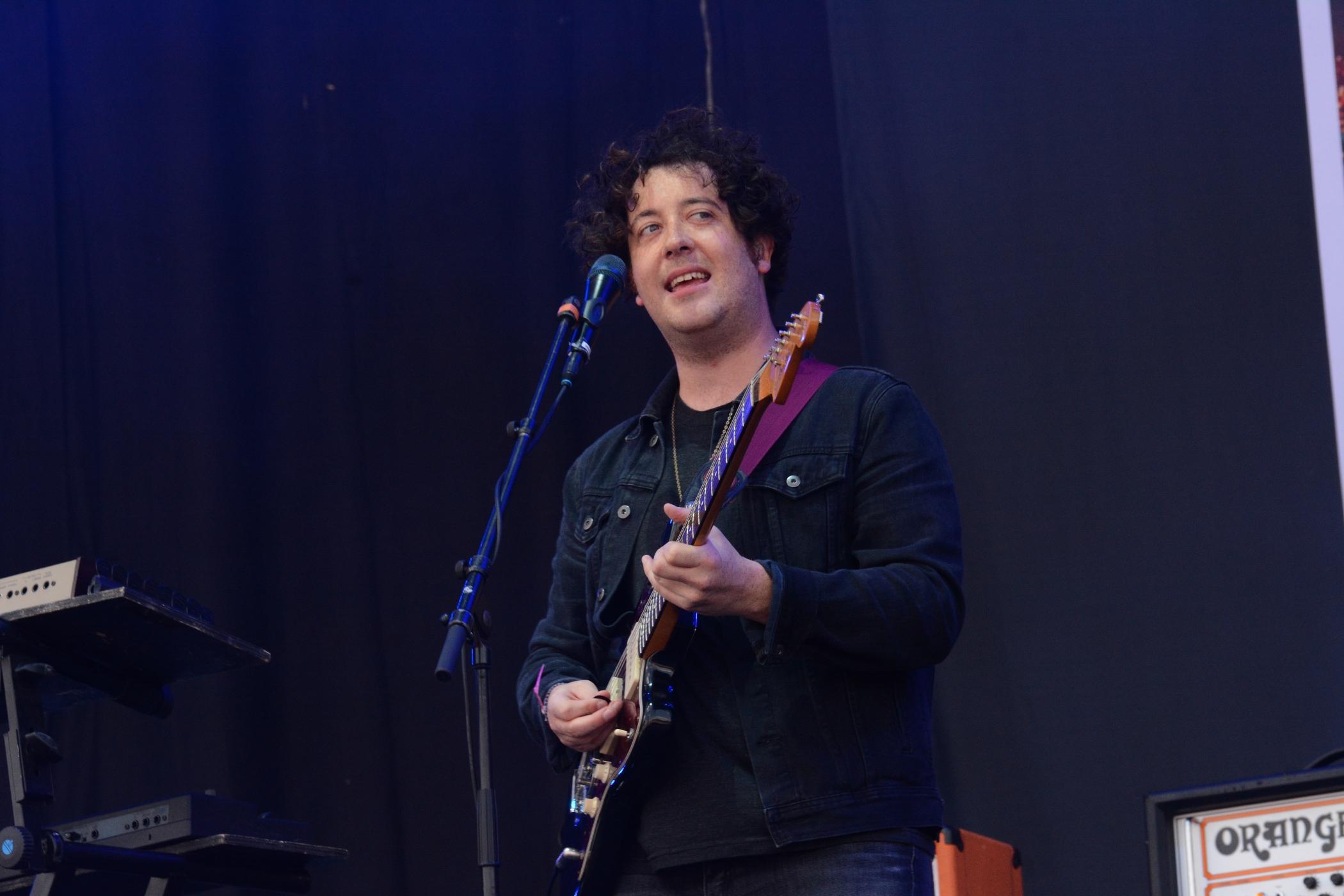 The Wombats, Pinkpop 2015