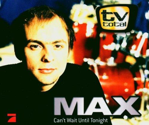 Max Mutzke, 'Can't Wait Until Tonight'. Verhältnismäßig gelungene Raab-Komposition, mit der der unscheinbare, aber gute