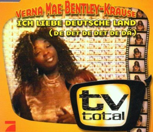 Verna Mae Bentley-Krause hieß die Interpretin dieses Stücks mit dem Titel 'Ich liebe deutsche Land (de det de det de dä)'.