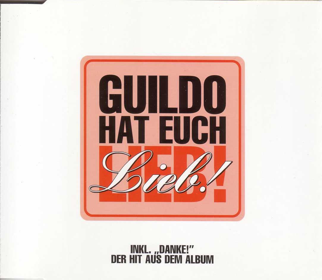 Vielleicht sein bester Song: Mit 'Guildo hat euch lieb' sicherte sich Raab einen spektakulären internationalen Auftritt, sei