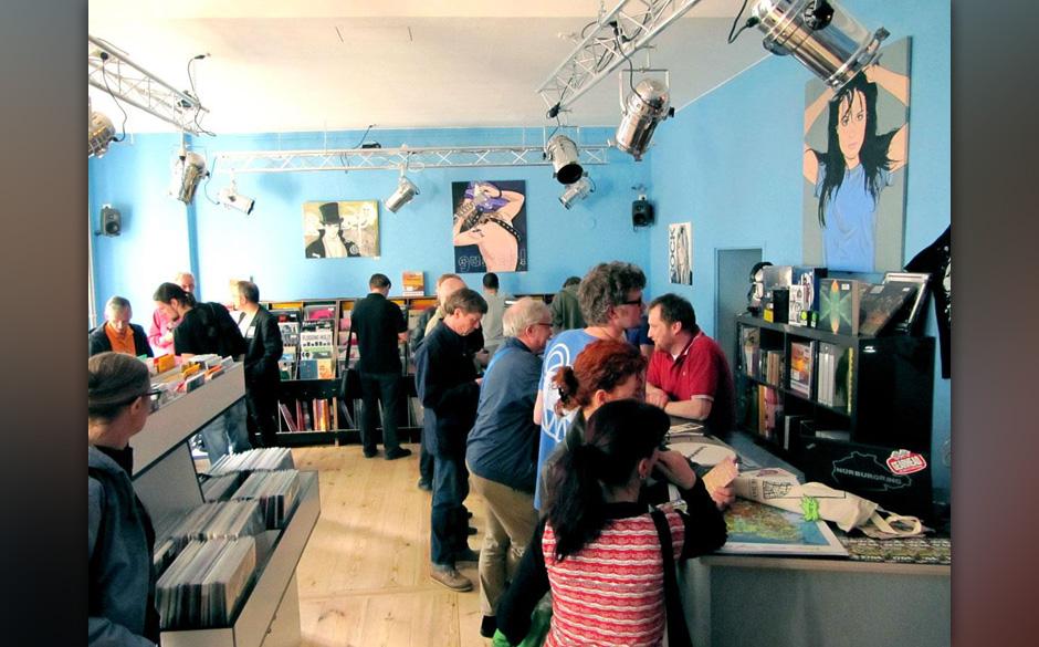 Plattenladen der Woche:  DODO BEACH Vorbergstr. 8 10823 Berlin