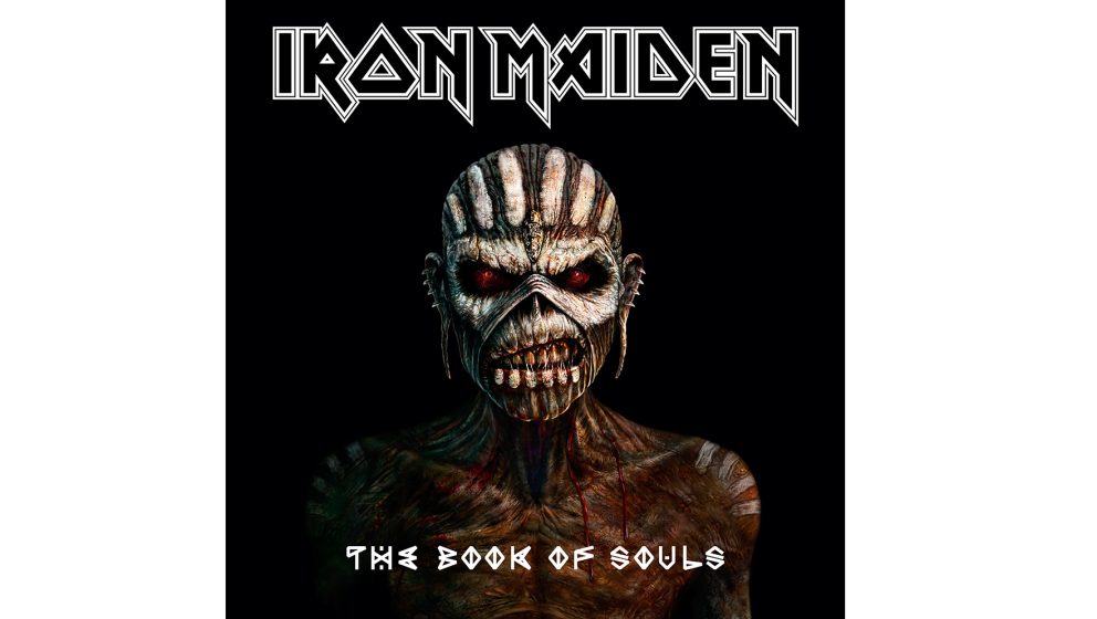 "Das originale Artwork zum Album ""Book of Souls""."