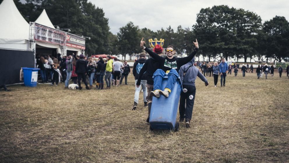 Hurricane Festival 2015 - Fotos vom Freitag