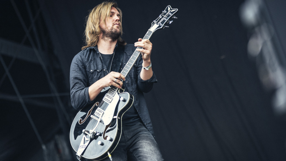 Band Of Skulls beim Hurricane Festival 2015