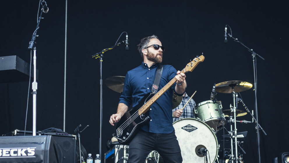 Death Cab For Cutie beim Hurricane Festival 2015