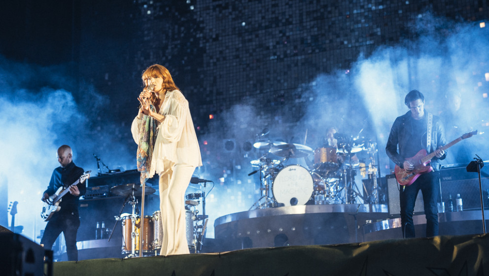 Florence + The Machine beim Hurricane Festival 2015