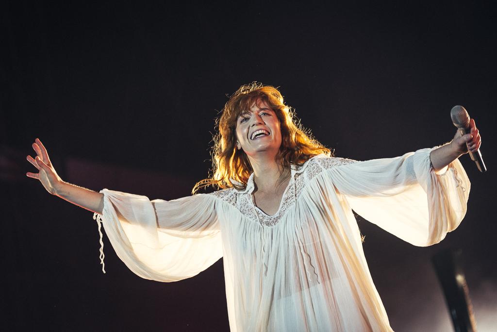 Florence + The Machine beim Hurricane Festival 2015