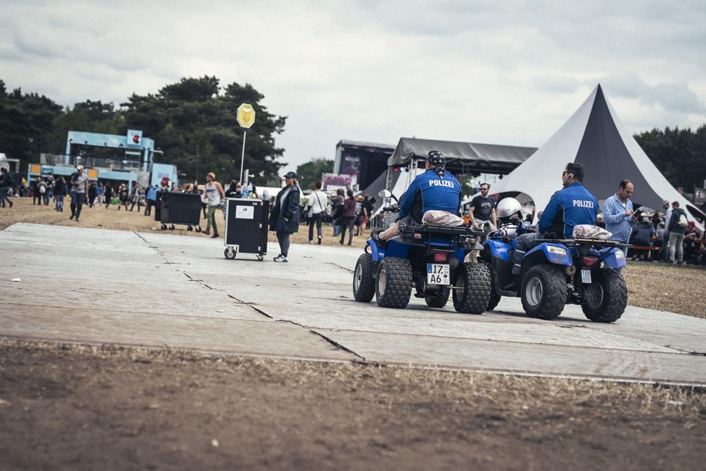 Hurricane Festival 2015 - das Publikum