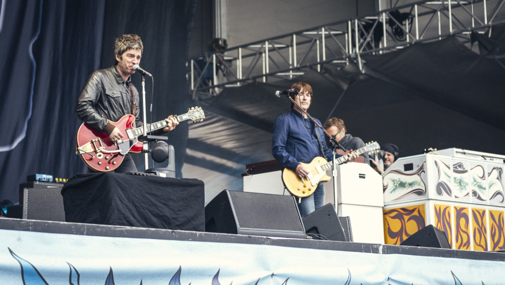 Noel Gallagher's High Flying Birds beim Hurricane Festival 2015