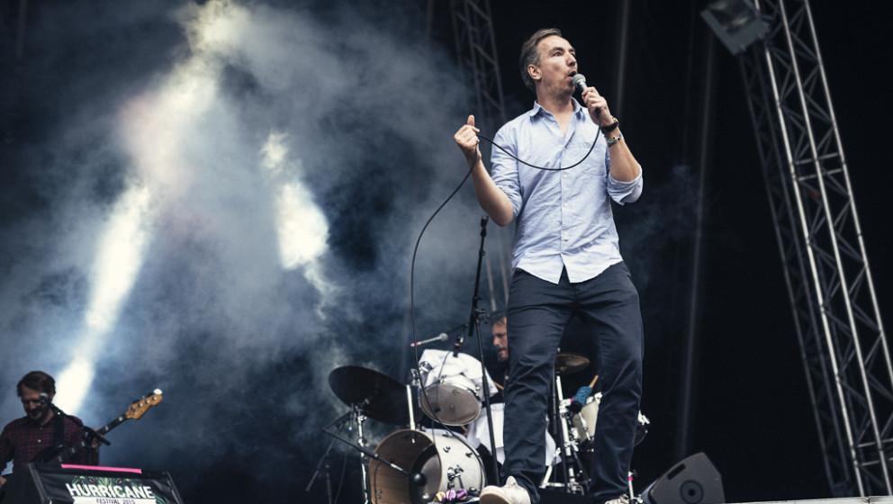 Olli Schulz beim Hurricane Festival 2015