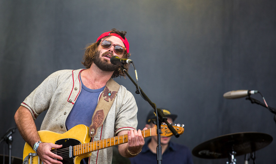 Angus And Julia Stone beim Southside 2015