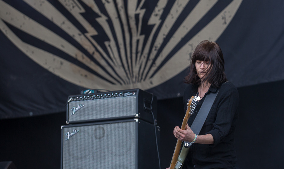 Band Of Skulls beim Southside 2015