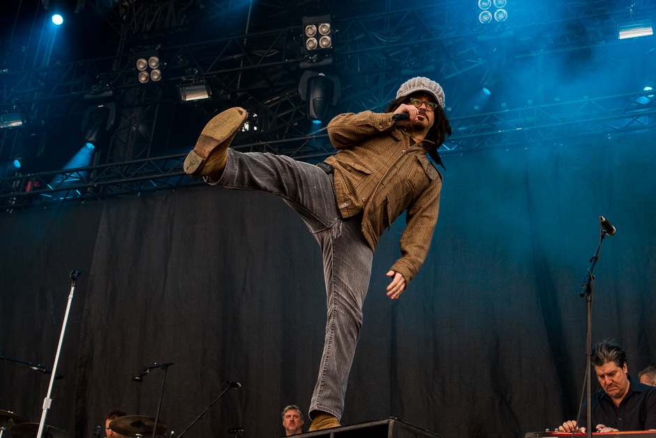 Counting Crows beim Southside Festival 2015