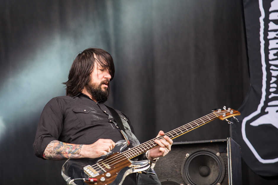Death From Above 1979 beim Southside 2015